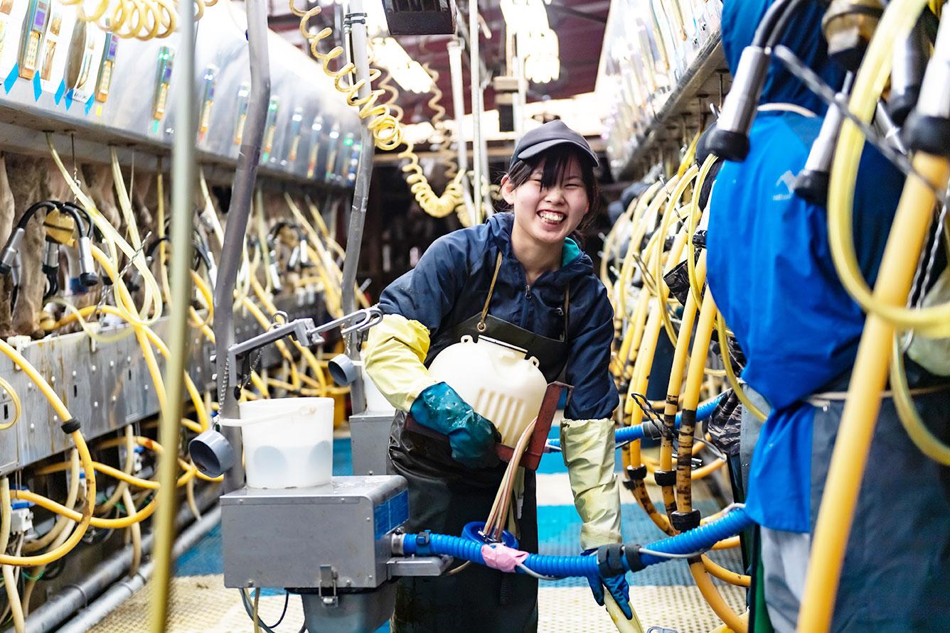 エルファーム・サカキバラ 愛知県知多半島・静岡県富士山麓の農場