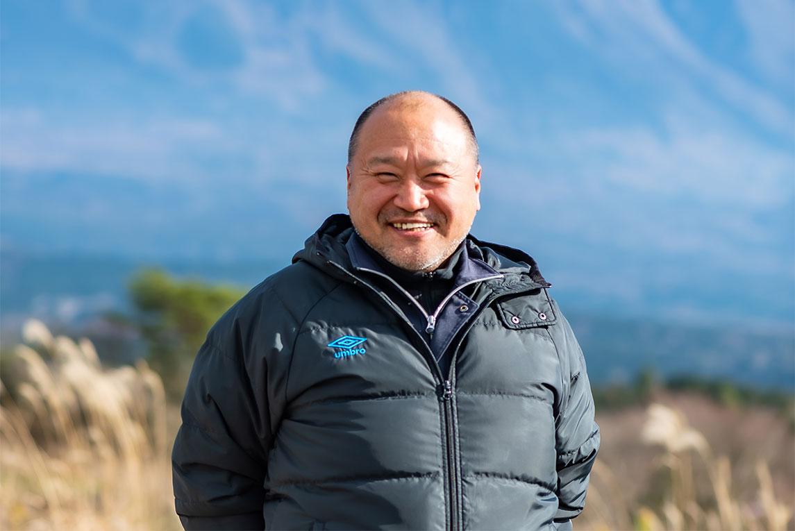 エルファームサカキバラ 代表取締役 榊原 一智